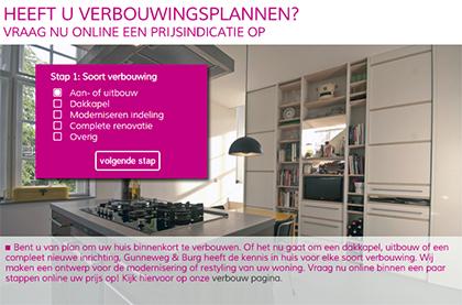 Studio burg dynamisch webdesign